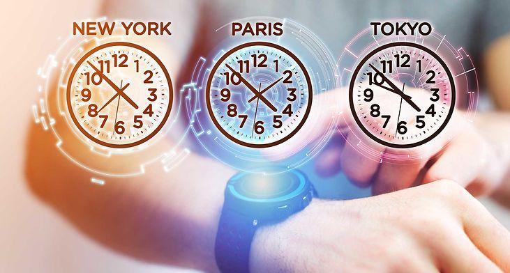 Calculer vos périodes de sommeil pour vous prémunir des effets du décalage horaire