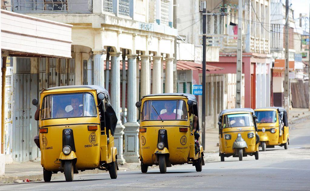 Voyager autrement : les moyens de transport à Madagascar