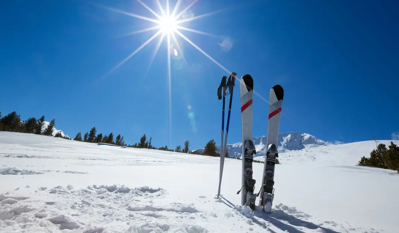 Neige ou soleil cet hiver ?