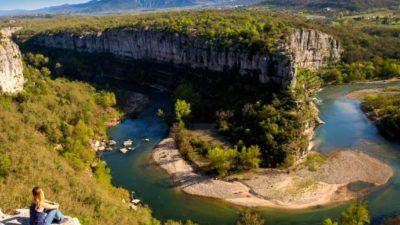 Les innombrables attraits de l'Ardèche