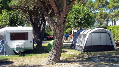 Le prix à payer pour les vacances au camping